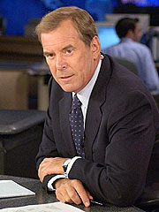 Peter Jennings Diagnosed with Lung Cancer
