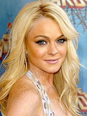Lindsay: I Was 'Nice' to Crash Photog