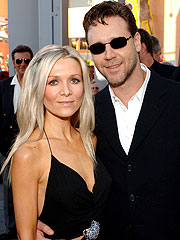 Russell Crowe to Be Dad Again