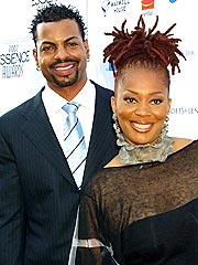 Terry McMillan & Ex Fight on Oprah