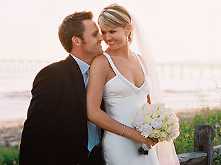 Access Hollywood Host Nancy O'Dell Weds