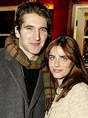 Amanda Peet Has a Girl