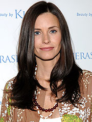 Courteney Cox Reveals Postpartum Depression