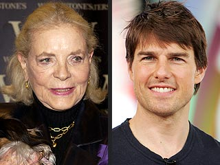 Lauren Bacall Slams 'Vulgar' Tom Cruise