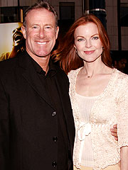 Marcia Cross Gets Married
