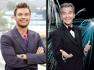 Seacrest's New Year's Date: Dick Clark