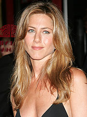 Aniston: No Tears Over Personal Life