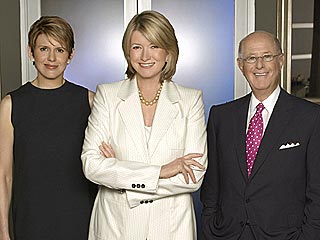 Martha's Daughter Joins Apprentice