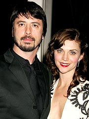 Dave Grohl, Wife Have a Girl