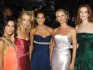 WEEK AHEAD: Desperate Housewives Returns