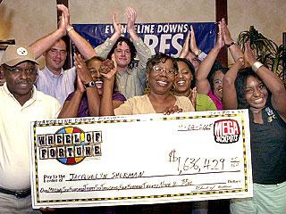 Katrina Victim Wins $1.6 Million Jackpot