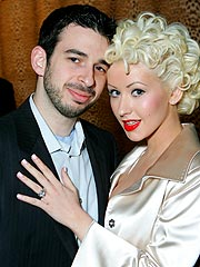 Christina Aguilera Marries