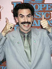 Frat Boys Say They Were Tricked by 'Borat'