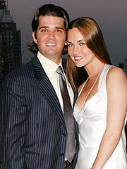 Donald Trump Jr., Wife Expecting a Baby