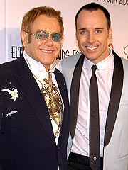 Elton John, Partner Set Date for Civil Union