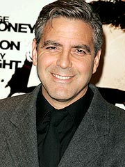 Clooney Up for Indie Oscar