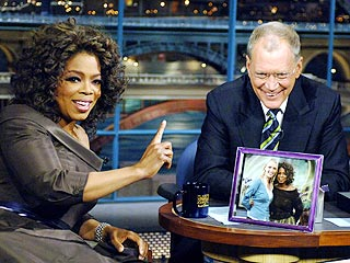 Oprah & Letterman End 16-Year 'Feud'