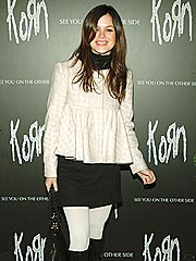 Rachel Bilson: About to Get Iced?
