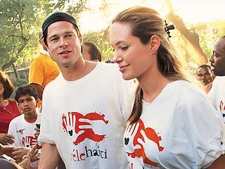 Brad & Angelina's Baby Girl!