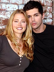 J.D. Fortune & Estella Warren