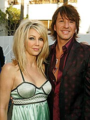 Richie Sambora Will Support Heather Locklear