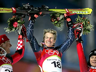 Ligety Takes Gold, Bode Disqualified