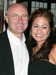 Phil Collins and Wife Split Up