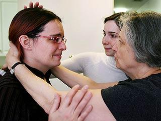 Emotional Homecoming for Jill Carroll