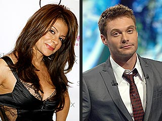 Ryan Seacrest & Paula Abdul's Feud Heats Up