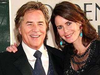 Don Johnson a Father for Fifth Time