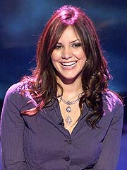 Idol's Katharine McPhee Goes Back to School