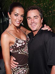 Adrianne Curry, Christopher Knight Wed