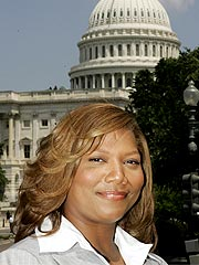 Queen Latifah: 'Maybe I'll Run for Senate'