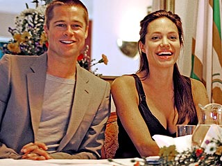 Brad & Angelina Start Charitable Group