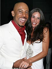 Montel Williams Gets Engaged