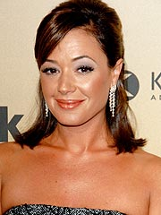 Leah Remini: I Saw Suri!