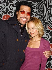 Lionel Richie: 'Nerves' Make Nicole Thin