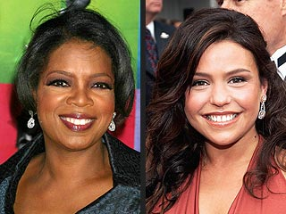 Rachael Ray's Special Guest: Oprah