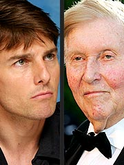 Sumner Redstone: I Want to Be Friends with Tom Cruise