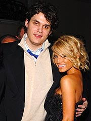 Jessica Simpson & John Mayer: Still Close