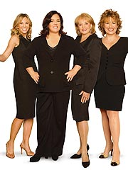 Rosie Loses Weight, Katie Couric-Style