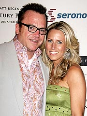 Tom Arnold and His Wife Separate
