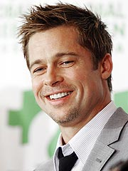 Brad Pitt Breaks Ground on Green-Housing Project