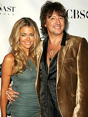 Denise Richards, Richie Sambora Face Parents' Cancer