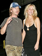 Heather Locklear & David Spade Together – on TV