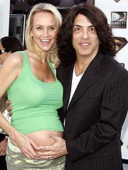 KISS Singer, Wife Have a Boy