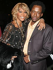 Whitney Houston, Bobby Brown Separate
