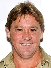 Steve Irwin's Widow Gets Only Tape of His Death