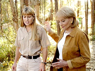 Terri Irwin Says, 'I've Lost My Prince'