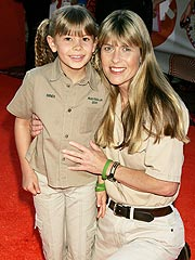 terri irwin I started off my rubbing it all over her sleeping mouth though.
